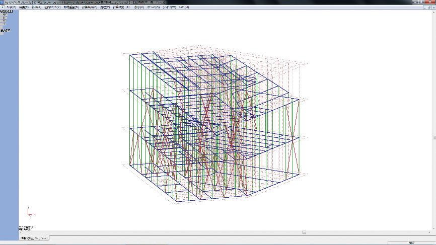 3D解析モデルB
