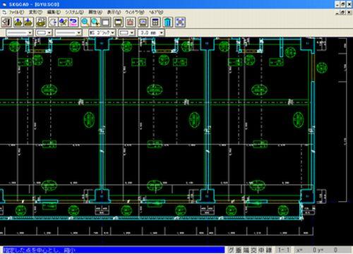 SKG 連動システム施工図CAD「US/C」