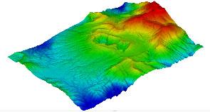 3D地形モデリング「LAND_Kit」