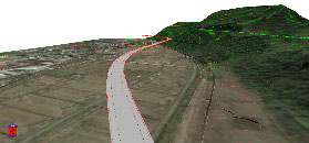 3D道路線形計画「LINER_Kit」