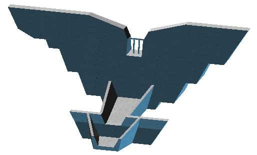 3D砂防堰堤モデル作成「SABO_Kit」