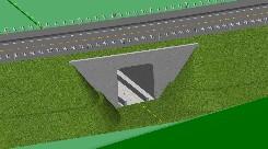 3D道路構造物モデリング「STR_Kit」