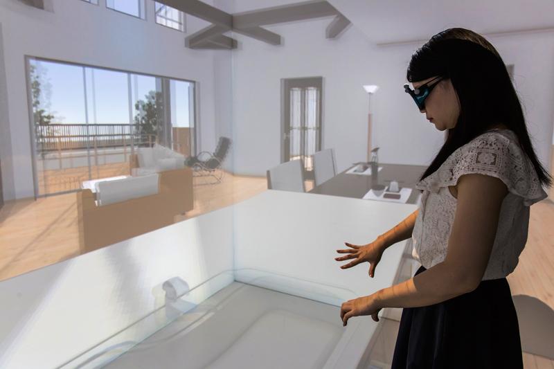 バーチャル住宅展示場作成システム「ALTA for VR」