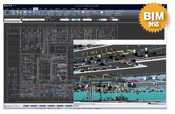 建築設備CAD FILDER CeeD