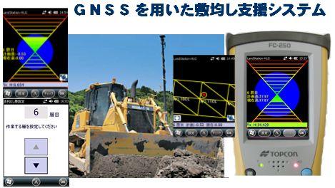 情報化施工3D-MG LandStation-HLG