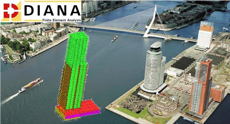 DIANA 汎用線形&非線形構造解析システム