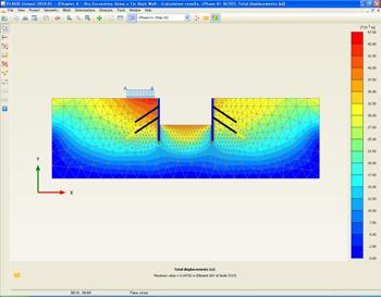 PLAXIS 2D 2次元地盤FEM解析ソフトウェア