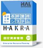 固定資産管理システム HAKRA-6